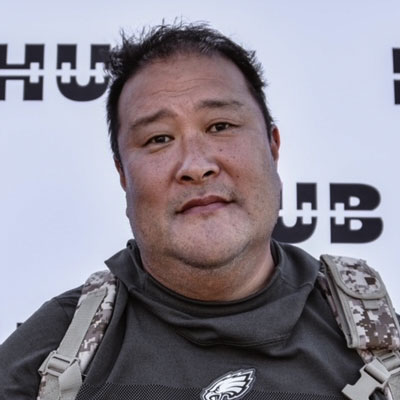 Eugene Chung, HUB Coach - Offensive Line/Tight Ends
